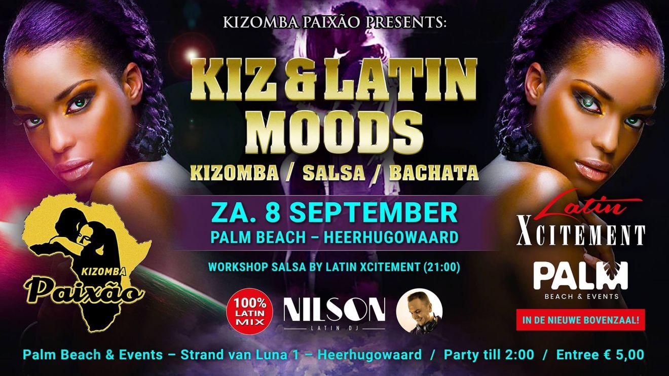 20180908. KIZ&Latin Moods