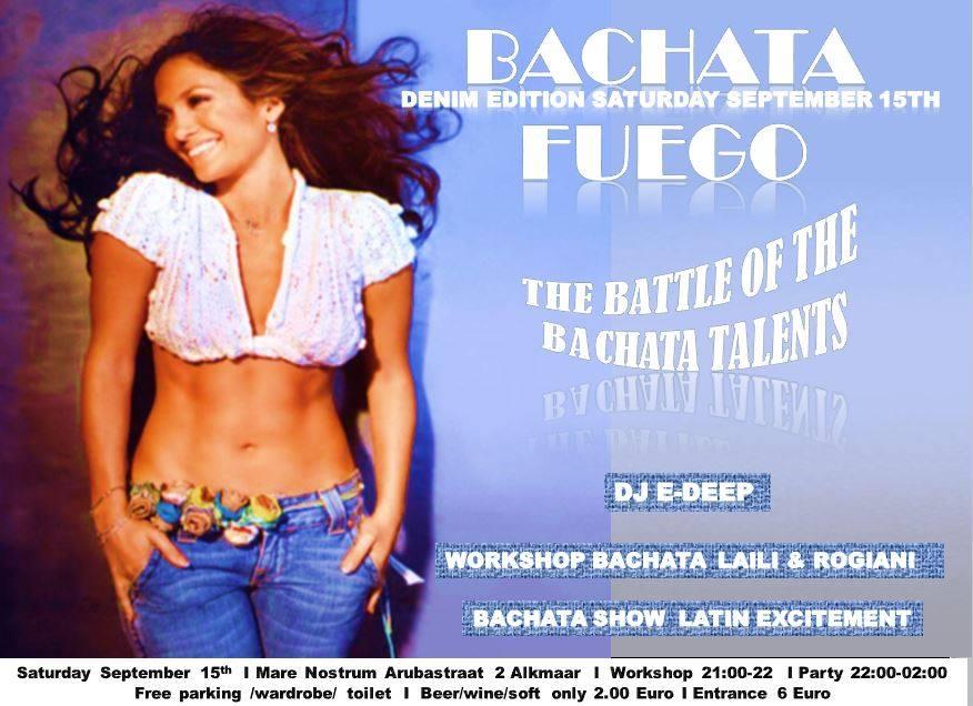 20180915. Bachata Fuego