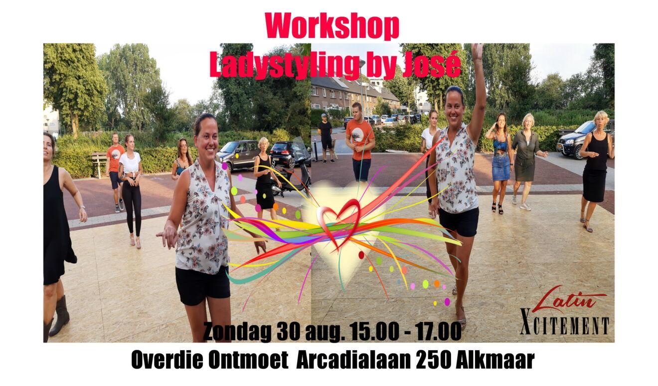 20200830. Workshop Ladystyling